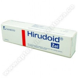 Hirudoid żel 40g