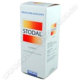 BOIRON Stodal syrop p/kaszlowy 200 ml