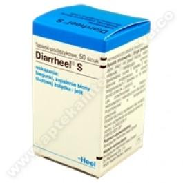 HEEL Diarrheel S-biegunka x 50 tabl.