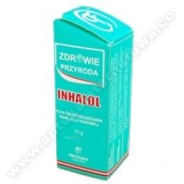 Inhalol krople do inhalacji 10g