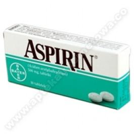 Aspirin 500mg x 10tabl.