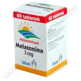 Melatonina 3mg x60tabl.