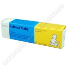 Pulmex Baby maść 20g