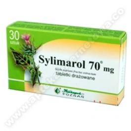 Sylimarol 70mg x 30tabl.