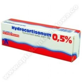 Hydrocortisonum 0,5% krem 15 g