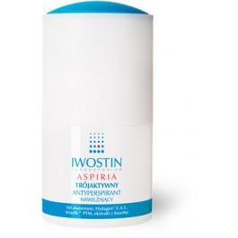 IWOSTIN ASPIRIA Trójaktywny antyperspirant nawilżający roll-on 60ml