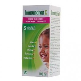 Immunaron C syrop 100ml