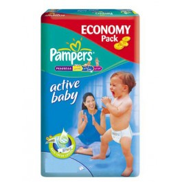 Pampers ACTIVE BABY rozmiar 5 (11-25kg) x 58 szt.