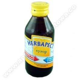 Herbapect syrop bez cukru 125 ml.