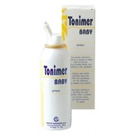 Tonimer Baby Spray do nosa spray 100 ml