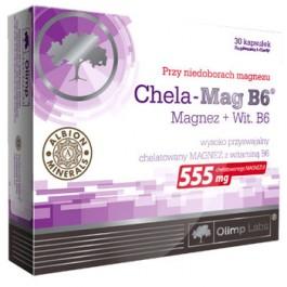 Olimp Chela-Mag B6 x 30 kaps.
