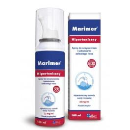 MARIMER Hipertoniczny spray do nosa x 100ml