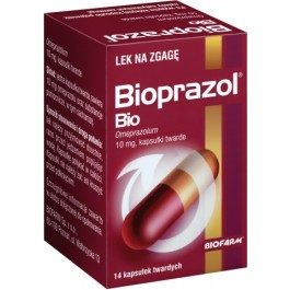Bioprazol Bio 10mg x 14kaps