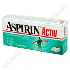 Aspirin Activ x10tabl.