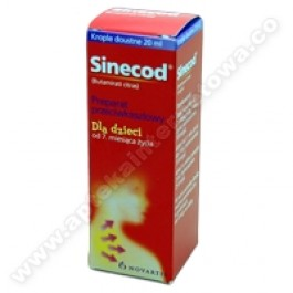 Sinecod krople 20ml