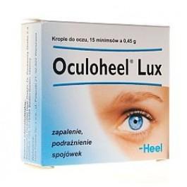 Oculoheel Lux krople do oczu 15poj.a 0,45ml