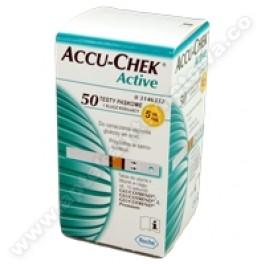 Accu-Chek Active paski x 50szt.
