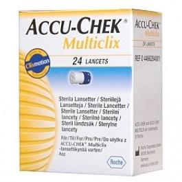 Lancet Accu-Chek Multiclix x 204 szt.