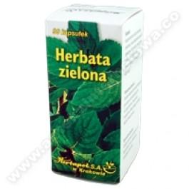Herbata Zielona x 30kaps.