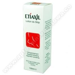 ETIAXIL NORMAL Lotion antyperspirant do stóp i dłoni 100ml