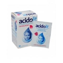 Acidolit malinowy x 10 sasz.