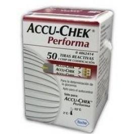 Accu-Chek Performa paski testowe x 50szt.