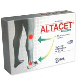 Altacet 6 tabl.
