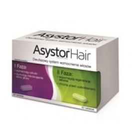 Asystor Hair x 60 tabl