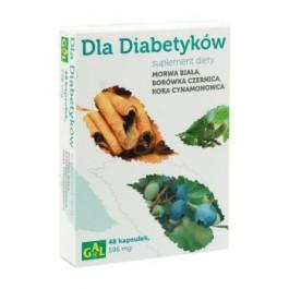 Dla Diabetyków x 48 kaps.