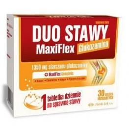 Glukozamina Duo Stawy Maxiflex x 30 tabl.mus.