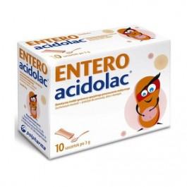 Entero Acidolac x 10 sasz..