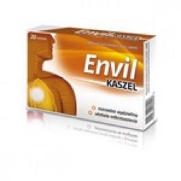 Envil Kaszel 30mg x 20 tabl. (Entus Max)