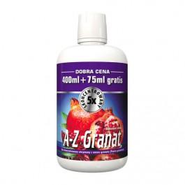 A-Z Granat Sok skoncentrowany z granatu 475 ml.