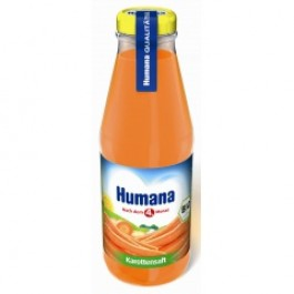 Humana Sok BIO Soczysta Marchewka 200 ml.