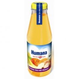Humana Sok BIO Owocowy Raj z witaminą C 200 ml.