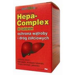 Hepa-Complex x 60 tabl.