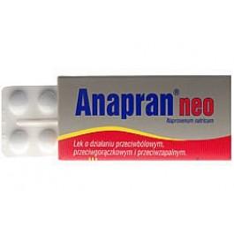 Anapran Neo 220 mg x 10 tabl.