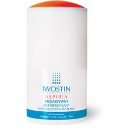 IWOSTIN ASPIRIA Trójaktywny roll-on o przedłużonym działaniu 60ml