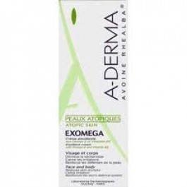ADERMA EXOMEGA BAIN Płyn do kąpieli 250 ml