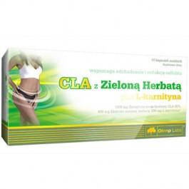 OLIMP CLA z zieloną herbatą i L-karnityną x 60kaps.