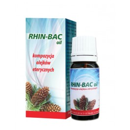 Olejek Rhin-Bac Oil x 10 ml.