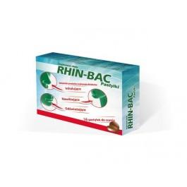 Rhin-Bac Pastylki do ssania x 16 szt.