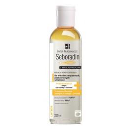 Seboradin z Naftą Kosmetyczną Lotion do włosów zmęczonych 200 ml.