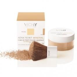 VICHY AERATEINT PURE 10 Mineralny podkład pudr.SPF 20  5g.