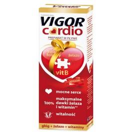 Vigor Cardio płyn 1000ml.