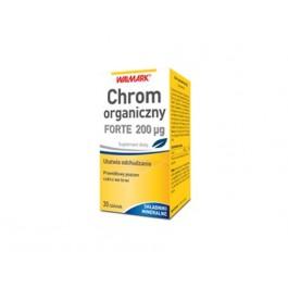 Chrom organiczny Forte 200 mcg x 30tabl.