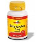 Beta-Karoten 6 mg x 100 kaps.