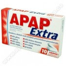 Apap Extra x 10tabl