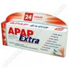 Apap Extra x 24tabl