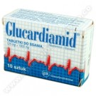 Glucardiamid x 10 pastylek do ssania